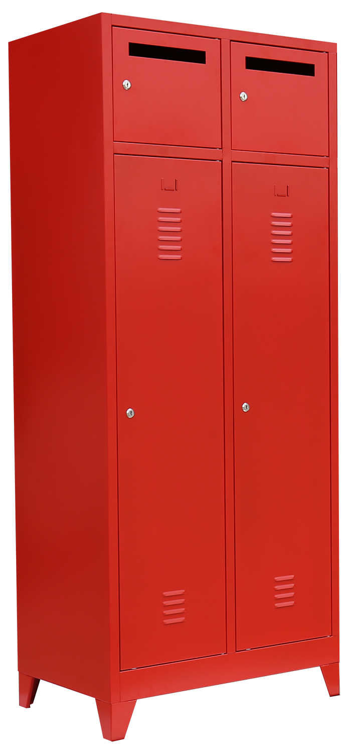 Fire department locker