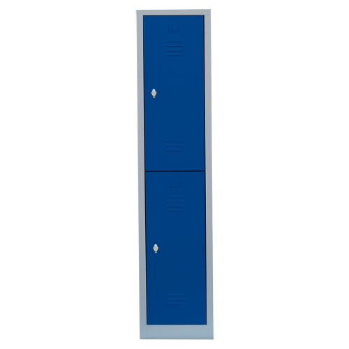 Lockers 400 mm per compartment and 2 doors