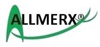Spinde und Stahlmöbel von ALLMERX-Logo