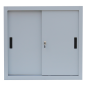 Preview: Sliding door wardrobe 1,950 mm high